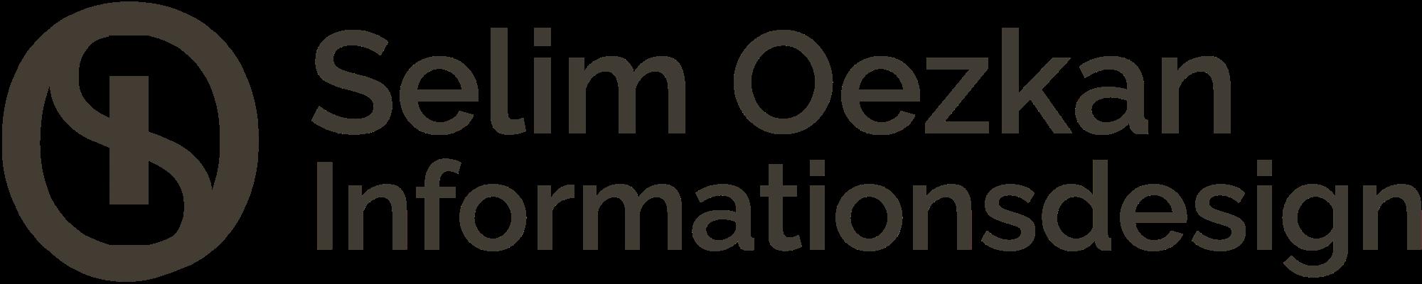 Selim Oezkan Informationsdesign